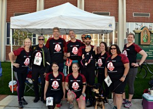 The team from the Gate City Relay and Marathon.