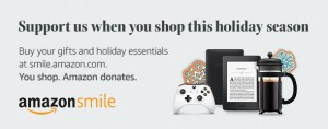 Do good while you shop at AmazonSmile