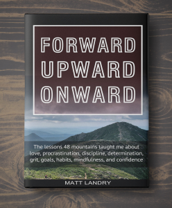 "Image of book cover: ""Forward, Upward, Onward"""