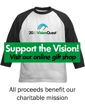 Support the Vision! Visit our online gift shop. All profits support our charitable mission.