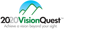 2020 Vision Quest:  Achieve a vision beyond your sight